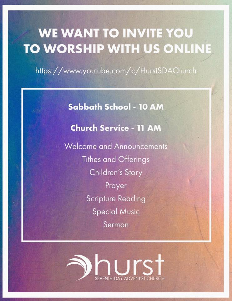 Hurst Seventh-day Adventist Church